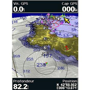 GPSMAP®521/521s 9