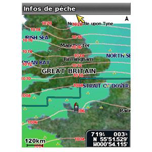 Récepteur météo  GDL 40 (Europe) 7