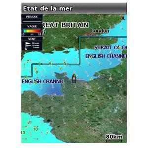 Récepteur météo  GDL 40 (Europe) 8