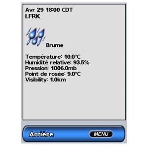 Récepteur météo  GDL 40 (Europe) 9