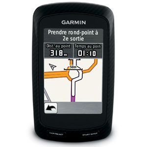 photo carte pour gps edge 800
