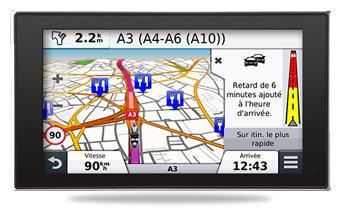 Traffic Live Garmin