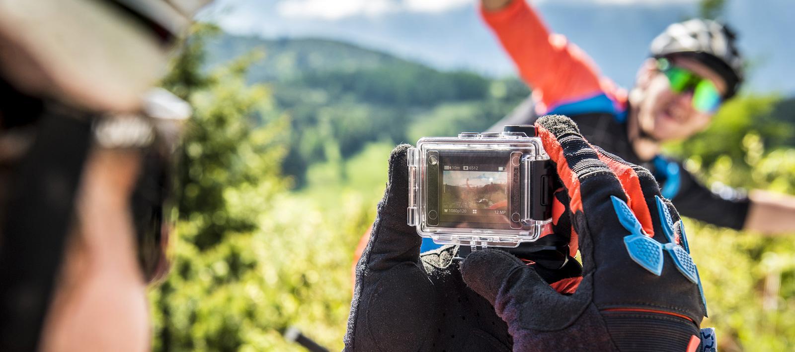 VIRB series (Caméras d'Action)