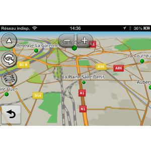 Garmin StreetPilot® pour iPhone 3
