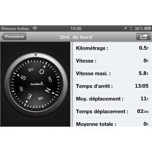 Garmin StreetPilot® pour iPhone 5
