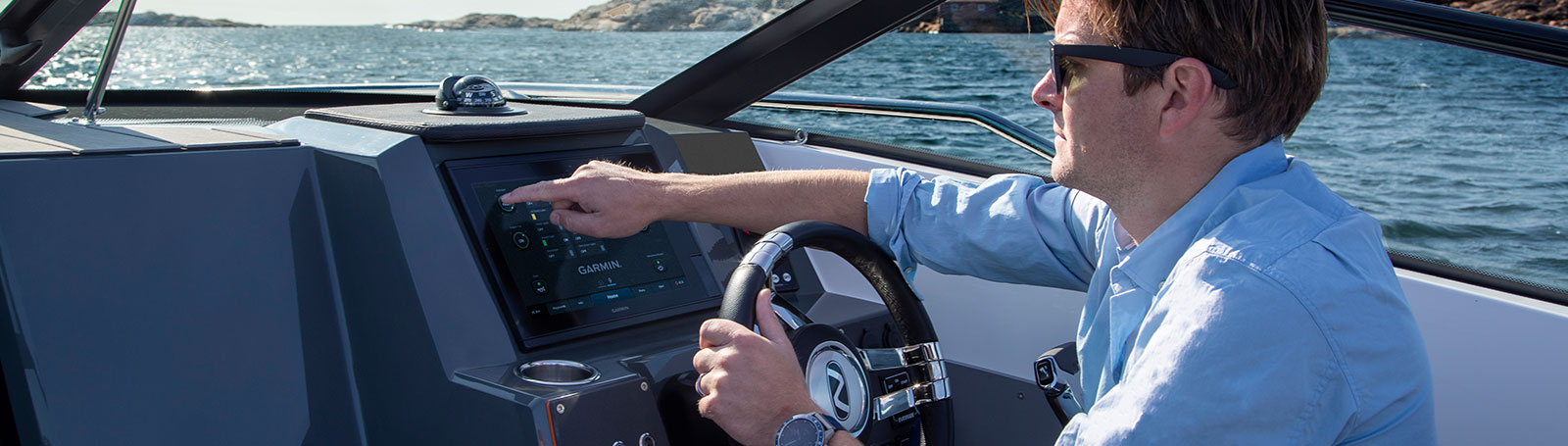 Connect to everything on your boat.