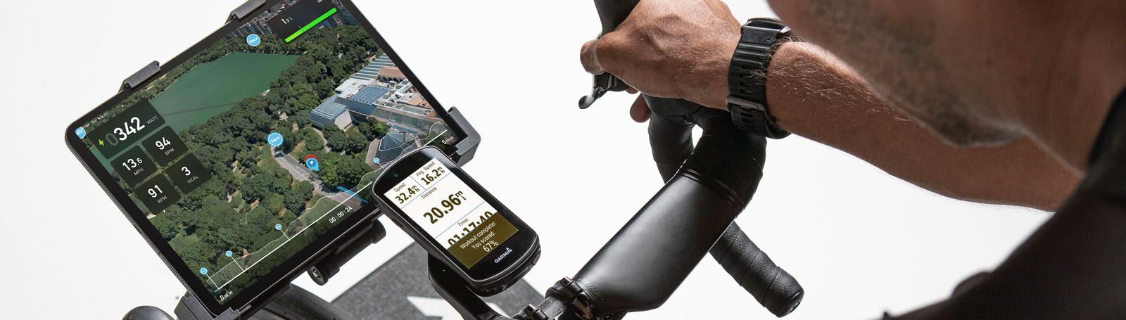 Tacx Trainer Features