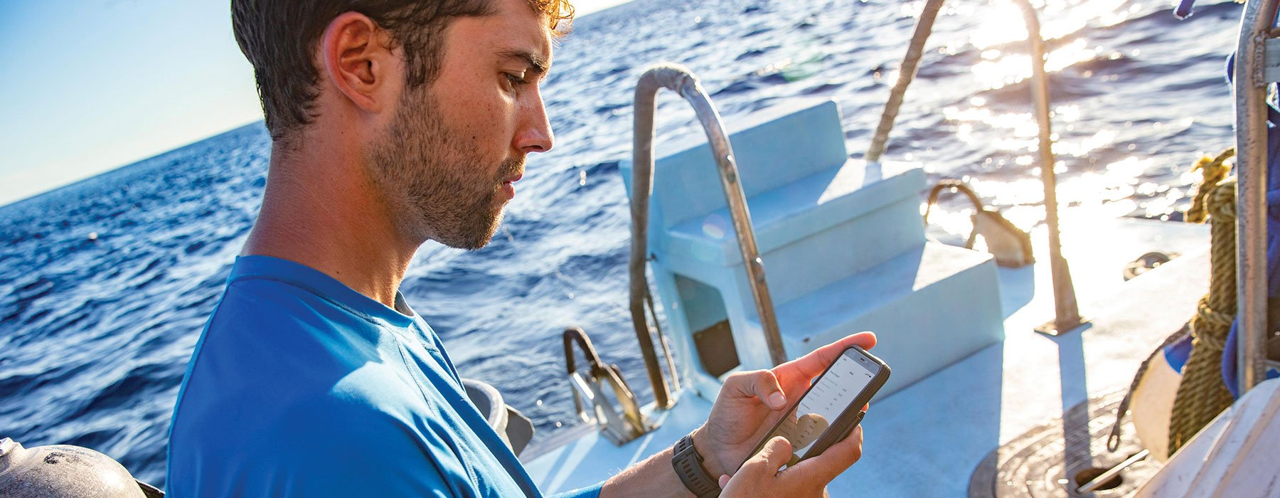 Garmin Dive App