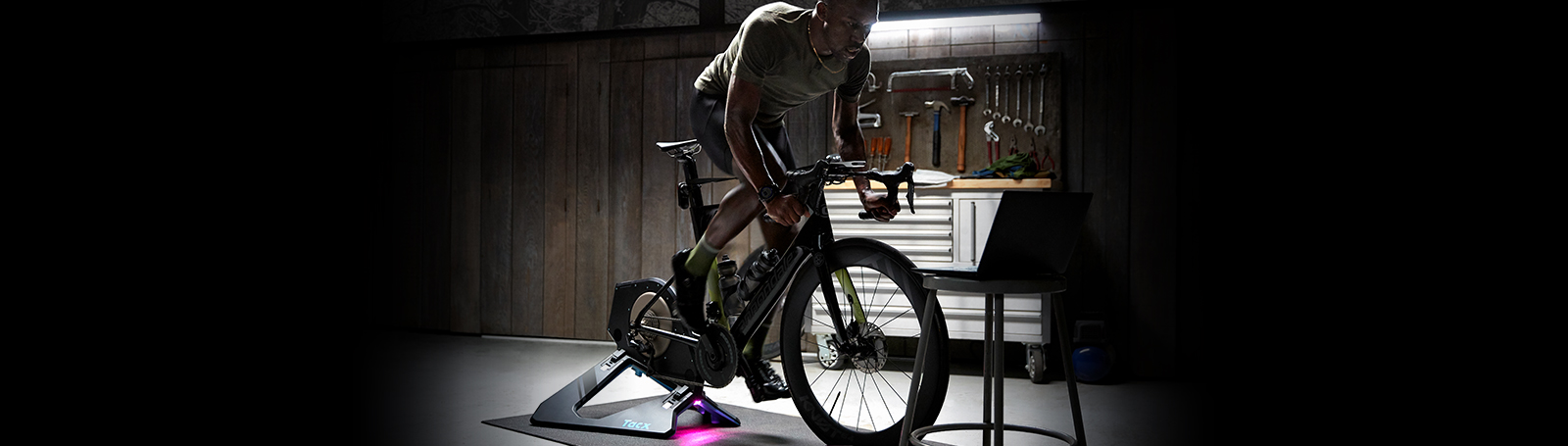 """indoor bike trainers, Tacx"""