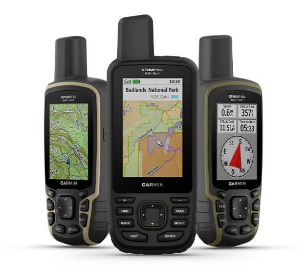 GPSMAP 65, GPSMAP 66