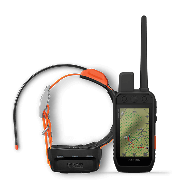 ALPHA 200i - T 5 DOG TRACKING BUNDLE