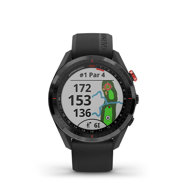 Appraoch S62 golf watch