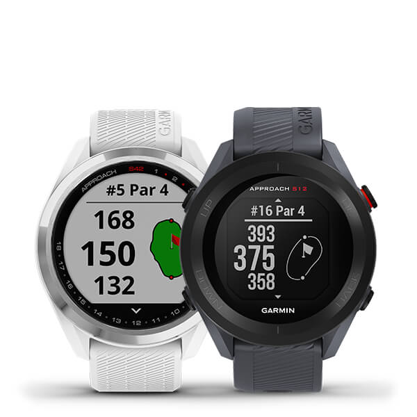 New GPS Golf Devices - Approach Series
