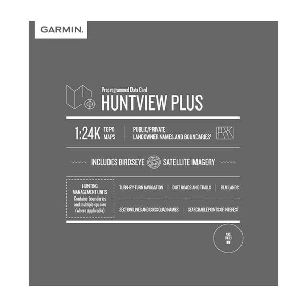 Huntview Maps Promo