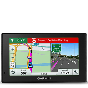 Featured Garmin DriveAssist<sup>&trade;</sup> 50LMT