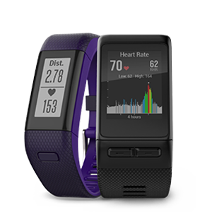 Vivofit fitness tracker series