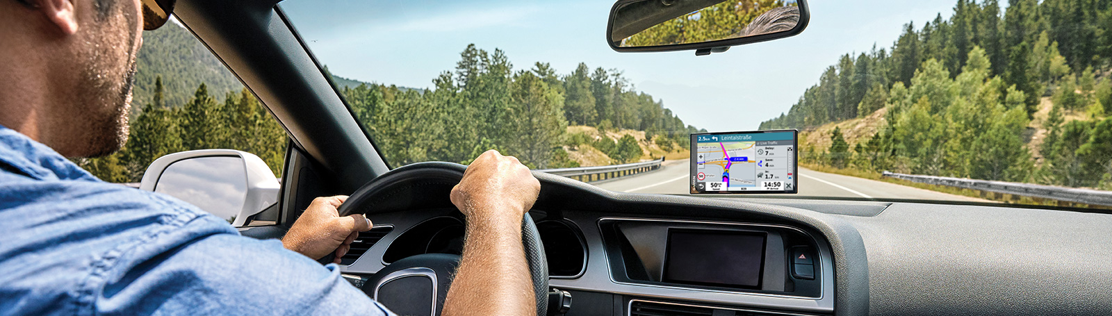 Full-featured GPS navigation systems for your car that take the doubt out of driving.