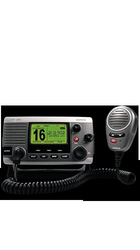 Radio VHF e AIS
