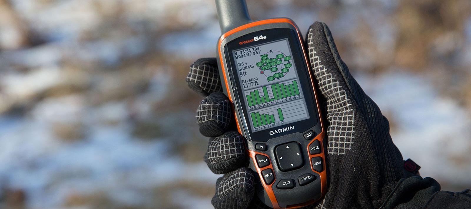 GPSMAP series (Planinarenje)