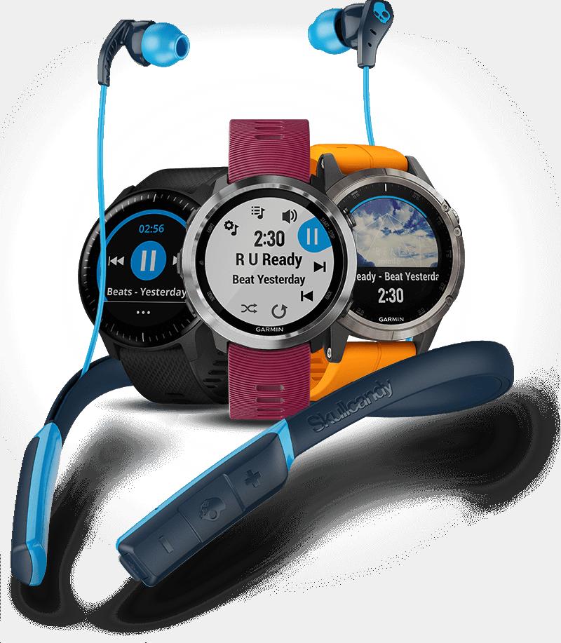 Garmin music smartwatch