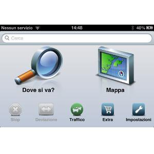 Garmin StreetPilot® per iPhone 1