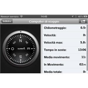 Garmin StreetPilot® per iPhone 3