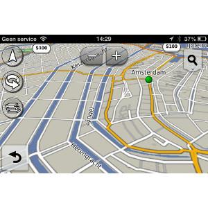 Garmin StreetPilot® voor iPhone 2