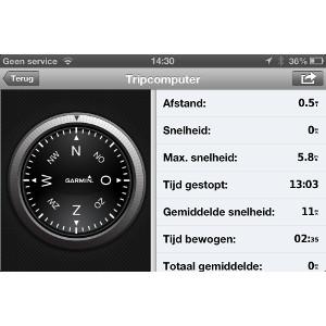 Garmin StreetPilot® voor iPhone 3