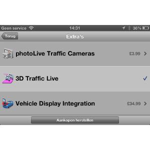Garmin StreetPilot® voor iPhone 5