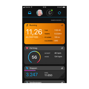 Garmin Connect™ Mobile 6