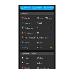 Garmin Connect™ Mobile 9