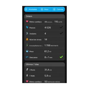 Garmin Connect™ App 9