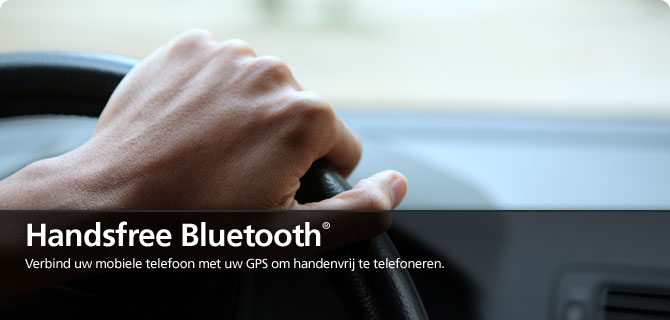 bluetooth®. Connectez votre mobile
