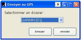 Kies uw GPS