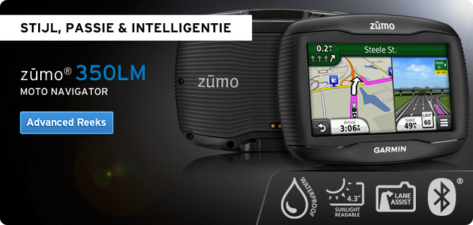 Garmin zumo Advanced