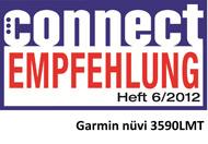 connect Empfehlung Heft 6/2012