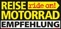 Reise Motorrad - Empfehlung