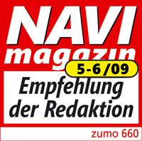 Navimagazin Empfehlung der Redaktion