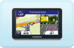 Mit Garmin lebenslang Up-to-date