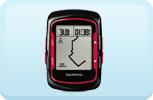 Sportlicher GPS-Bikecomputer Garmin Edge 500