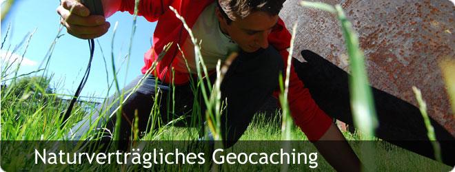 Naturverträgliches Geocaching