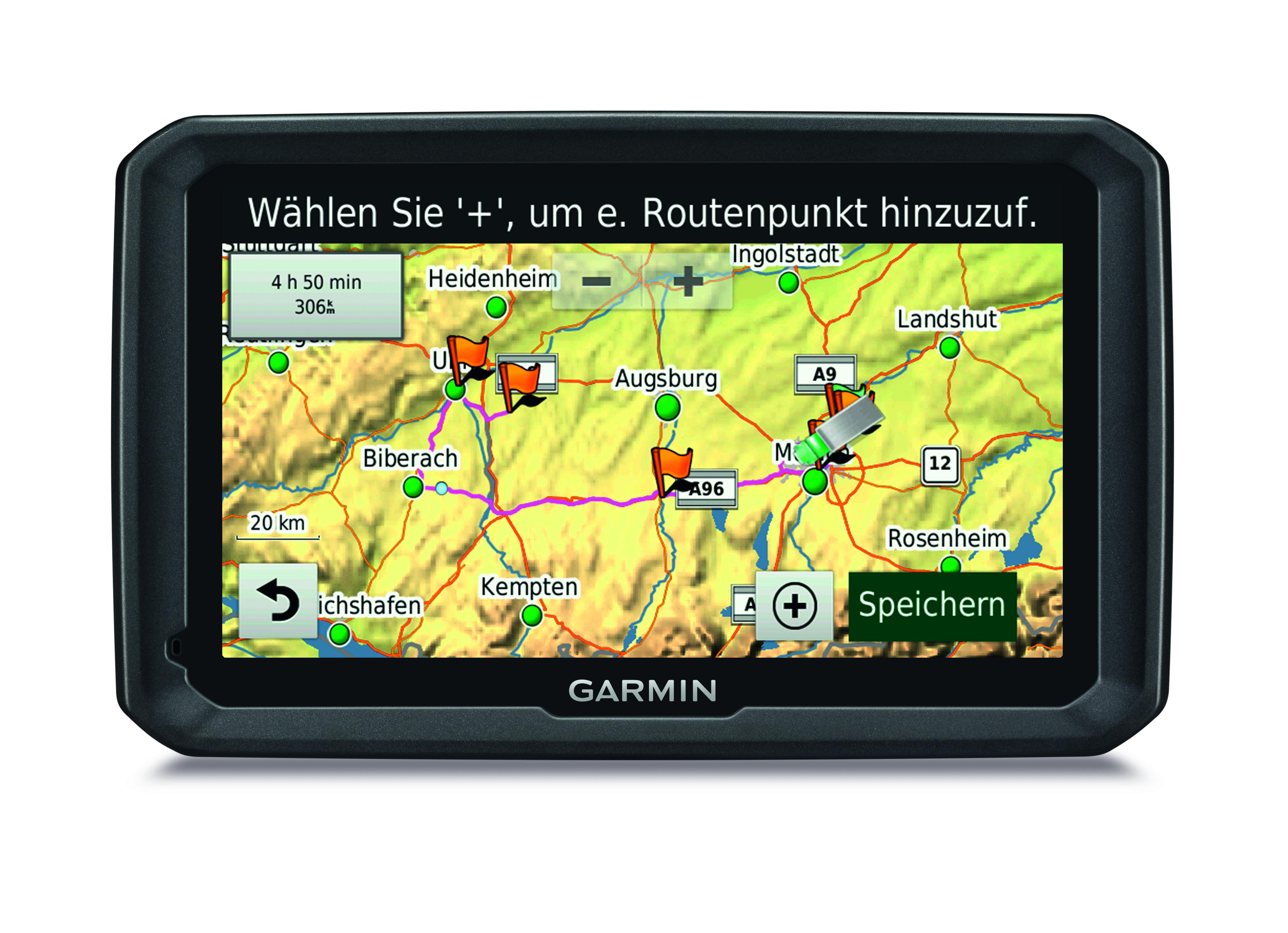 dezl 570LMT-D   Garmin   Deutschland