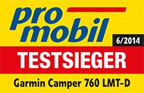 Camper 760LMT