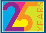 25-jähriges Jubiläum von Garmin
