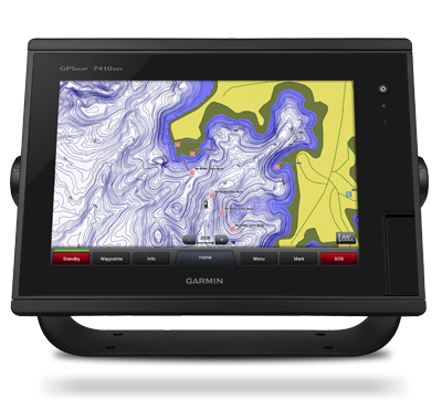 Garmin BlueChart Marine Cartography