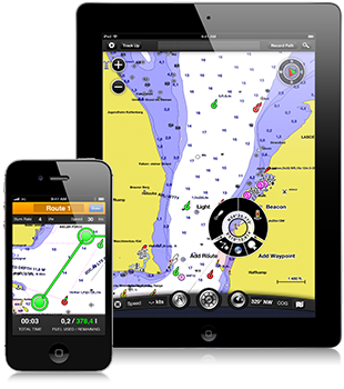Garmin BlueChart Mobile App