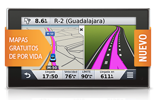 Garmin nüvi sat nav map updates