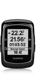 Garmin Edge 200 Training