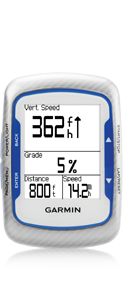 Garmin Edge 500 Training