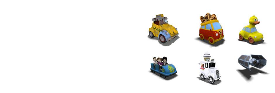Fahrzeugsymbole